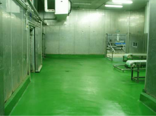 Polyurethane Floor Screed Systems Oversea Special